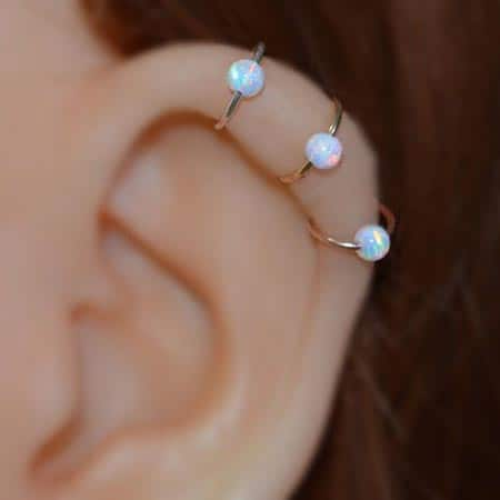 Cute Ear Piercing - TrulyGeeky