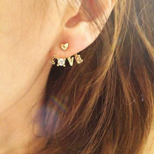 50 Unusually Cute Ear Piercings For Every Fashionista