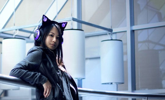 cat ear headphones-4