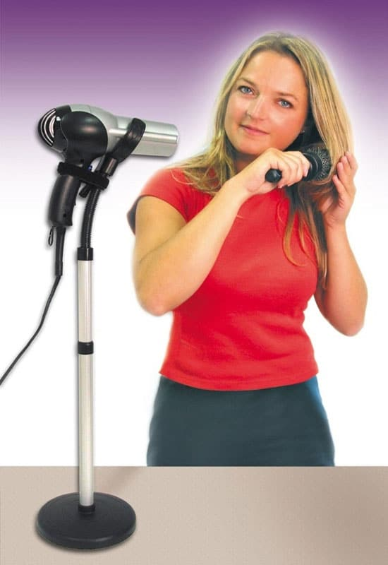 hair-dryer-stand