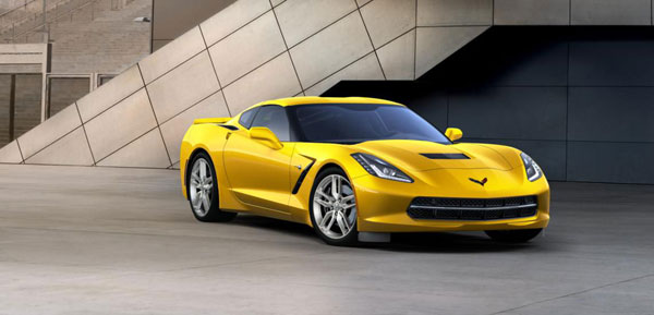 dream cars-corvette-stringray