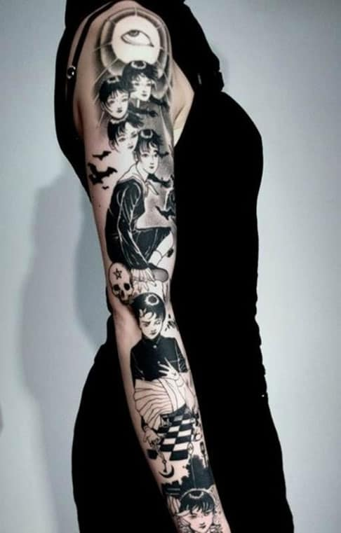 tattoo-sleeve-ideas-for-women-30