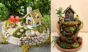 25 Best Miniature Fairy Garden Ideas To Beautify Your Indoor & Outdoor Spaces