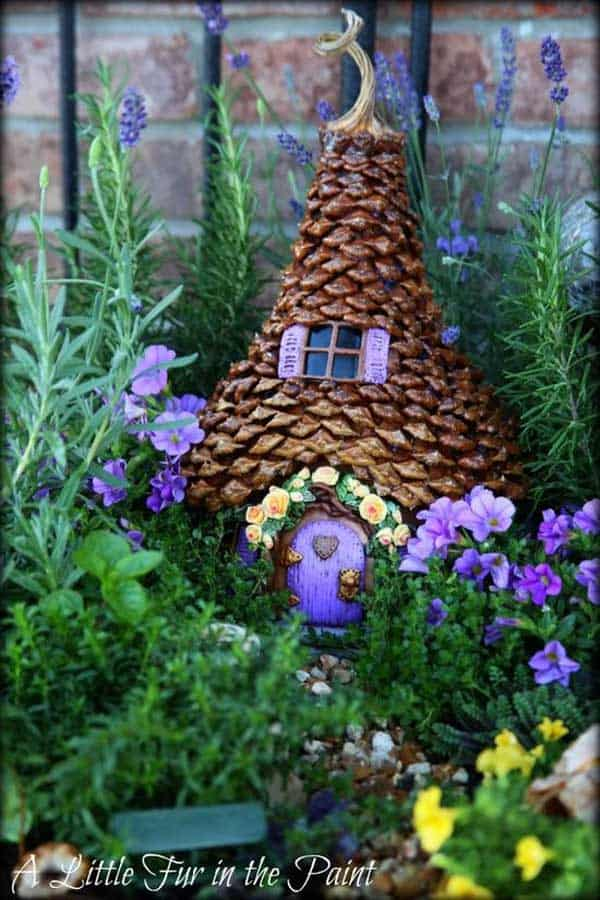 Let's Welcome Fairies ! 25 Best Miniature Fairy Garden Ideas To Build In Your Backyard
