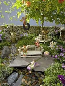25 Enchanting Fairy Garden Ideas To Wake Up Your Inner Child