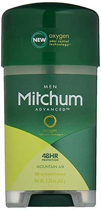 best antiperspirant deodorant for men-11