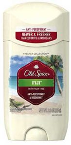 Old Spice Fresher Collection Fiji Antiperspirant And Deodorant Invisible Solid For Men