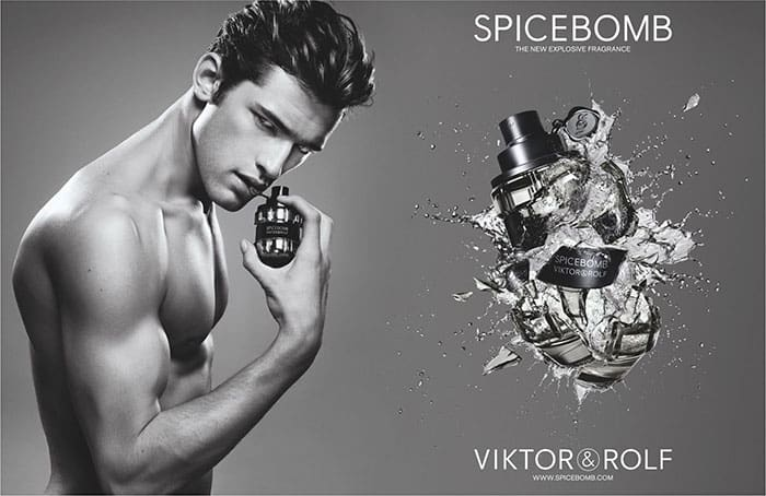 Viktor & Rolf Spicebomb Eau De Toillete for Men