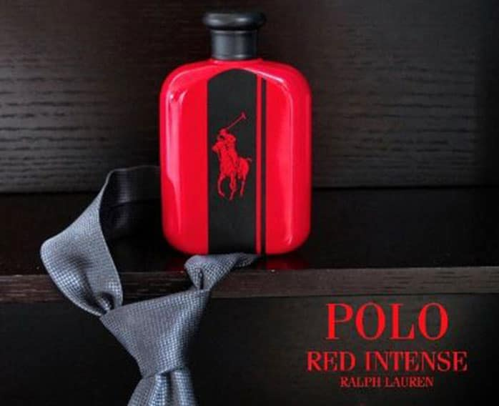 Ralph Lauren Men Polo Red Intense EDP Spray