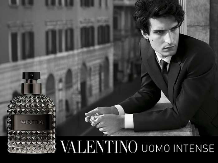 Valentine Uomo Intense for Men Eau De Parfum