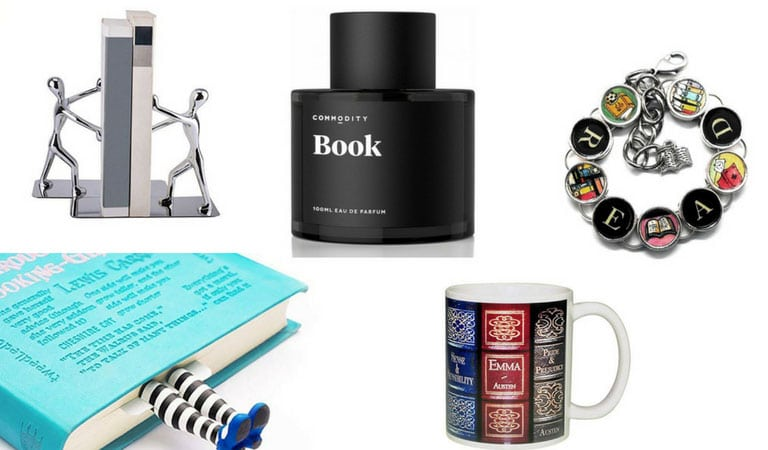 23 Simple Yet Unique Best Gift Ideas For Book Lovers Trulygeeky